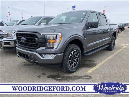 2021 Ford F-150 XLT (Stk: M-278) in Calgary - Image 1 of 6