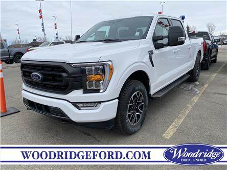 2021 Ford F-150 XLT (Stk: M-279) in Calgary - Image 1 of 5
