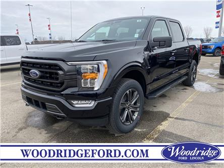 2021 Ford F-150 XLT (Stk: M-301) in Calgary - Image 1 of 5