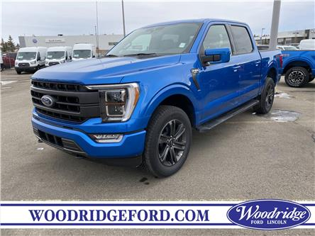 2021 Ford F-150 Lariat (Stk: M-304) in Calgary - Image 1 of 6