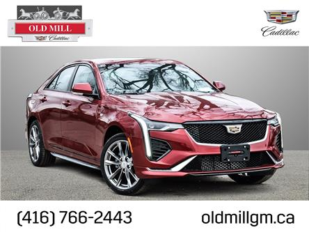 2021 Cadillac CT4 Sport (Stk: M0114285) in Toronto - Image 1 of 21