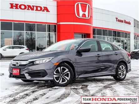 2017 Honda Civic LX (Stk: 3778) in Milton - Image 1 of 29