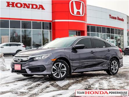 2017 Honda Civic LX (Stk: 20711A) in Milton - Image 1 of 29