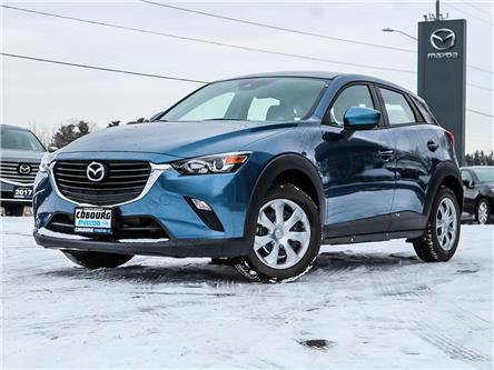 2018 Mazda CX-3 GX (Stk: 21105A) in Cobourg - Image 1 of 4