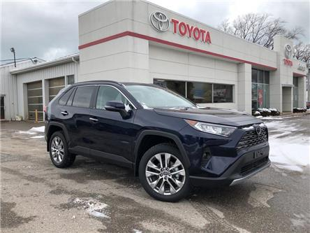 2021 Toyota RAV4 Limited (Stk: N21020) in Goderich - Image 1 of 16