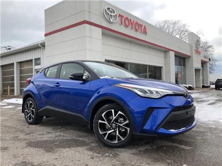 2021 Toyota C-HR  (Stk: N25020) in Goderich - Image 1 of 16