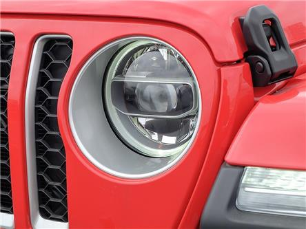 2020 Jeep Gladiator Overland (Stk: 13537) in Orillia - Image 1 of 13