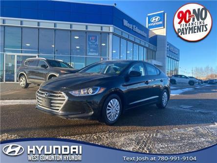 2017 Hyundai Elantra  (Stk: 17934A) in Edmonton - Image 1 of 21