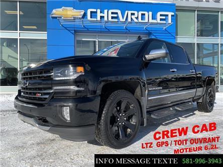 2017 Chevrolet Silverado 1500  (Stk: X8394) in Ste-Marie - Image 1 of 30