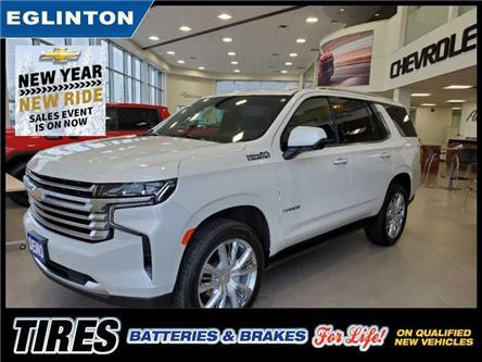 2021 Chevrolet Tahoe High Country (Stk: MR128236) in Mississauga - Image 1 of 28