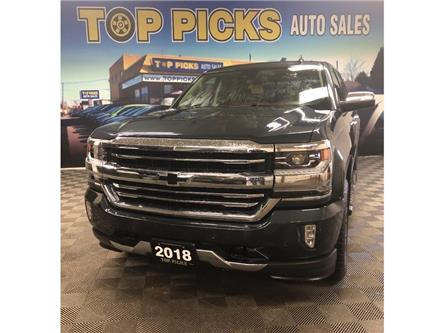 2018 Chevrolet Silverado 1500 High Country (Stk: 338325) in NORTH BAY - Image 1 of 28
