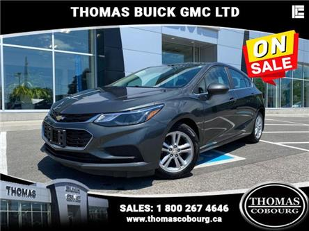 2017 Chevrolet Cruze Hatch LT Auto (Stk: UC19720) in Cobourg - Image 1 of 17