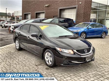 2014 Honda Civic LX (Stk: 30360A) in East York - Image 1 of 30
