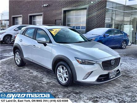2018 Mazda CX-3 GS (Stk: 30632) in East York - Image 1 of 30