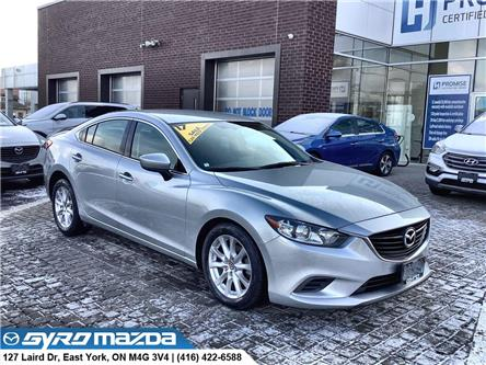 2017 Mazda MAZDA6 GX (Stk: 30522) in East York - Image 1 of 28