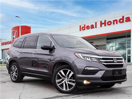 2017 Honda Pilot Touring (Stk: I210086A) in Mississauga - Image 1 of 30