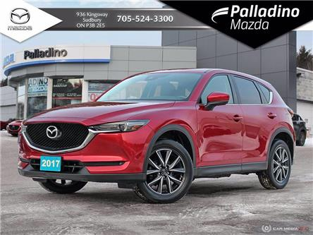 2017 Mazda CX-5 GT (Stk: 7963A) in Greater Sudbury - Image 1 of 30