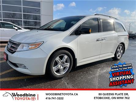 2013 Honda Odyssey Touring (Stk: 21-123B) in Etobicoke - Image 1 of 22