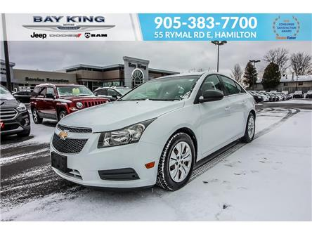 2012 Chevrolet Cruze LS (Stk: 207169B) in Hamilton - Image 1 of 23
