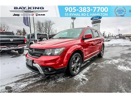 2015 Dodge Journey Crossroad (Stk: A3200107A) in Hamilton - Image 1 of 30