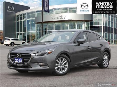 2018 Mazda Mazda3 Sport GS (Stk: P17727) in Whitby - Image 1 of 27