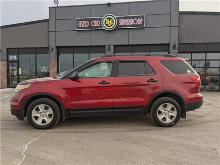 2014 Ford Explorer Base (Stk: UC4018C) in Thunder Bay - Image 1 of 13