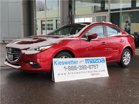 2017 Mazda Mazda3 GS (Stk: 37116A) in Kitchener - Image 1 of 28