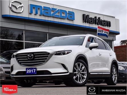 2017 Mazda CX-9 GT (Stk: N210286A) in Markham - Image 1 of 30
