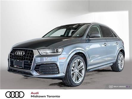 2018 Audi Q3 2.0T Progressiv (Stk: P8679) in Toronto - Image 1 of 22