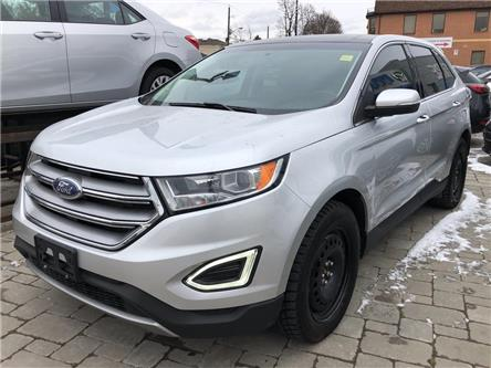2016 Ford Edge SEL (Stk: 21736A) in Toronto - Image 1 of 18