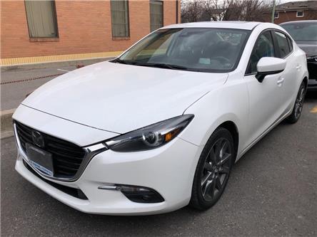 2018 Mazda Mazda3 GT (Stk: P3290) in Toronto - Image 1 of 20