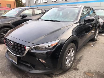 2019 Mazda CX-3 GS (Stk: P3281) in Toronto - Image 1 of 18