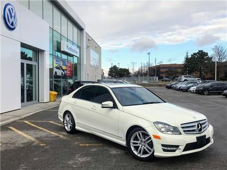 2012 Mercedes-Benz C-Class Base (Stk: 97539A) in Toronto - Image 1 of 21