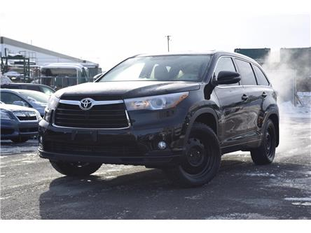 2016 Toyota Highlander Limited (Stk: SM166B) in Ottawa - Image 1 of 26