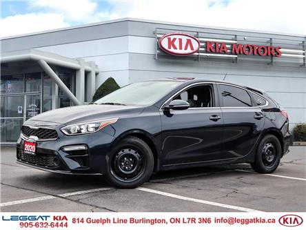 2020 Kia Forte5 EX (Stk: 127-21A) in Burlington - Image 1 of 17