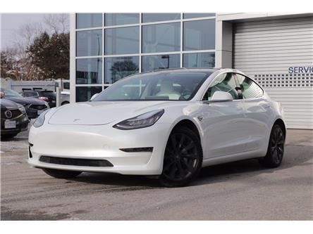2020 Tesla Model 3 Standard Range (Stk: P19408A) in Ottawa - Image 1 of 30
