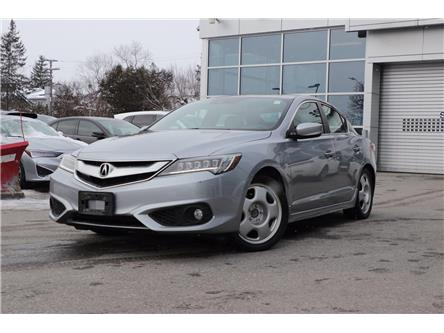 2017 Acura ILX A-Spec (Stk: P1705) in Ottawa - Image 1 of 27