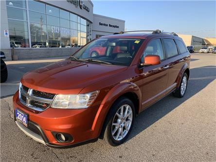 2014 Dodge Journey  (Stk: N04875A) in Chatham - Image 1 of 22