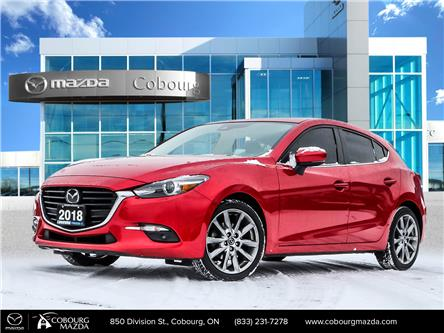 2018 Mazda Mazda3 Sport GT (Stk: U0515) in Cobourg - Image 1 of 30