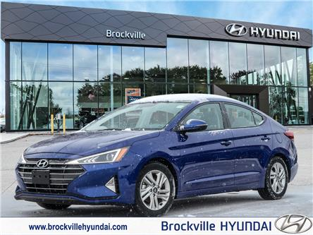 2020 Hyundai Elantra Preferred (Stk: F1062) in Brockville - Image 1 of 22