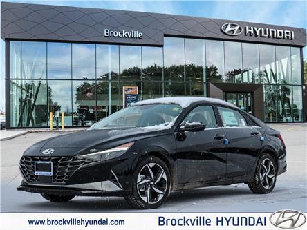 2021 Hyundai Elantra  (Stk: R21136) in Brockville - Image 1 of 24