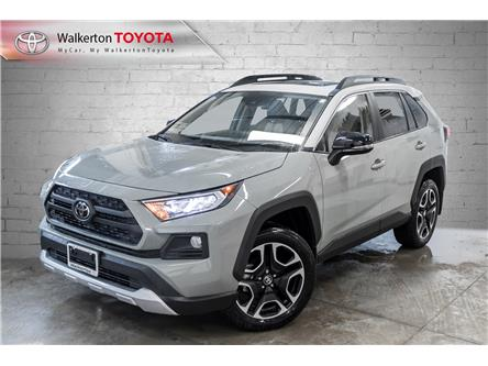 2021 Toyota RAV4 Trail (Stk: 21083) in Walkerton - Image 1 of 20