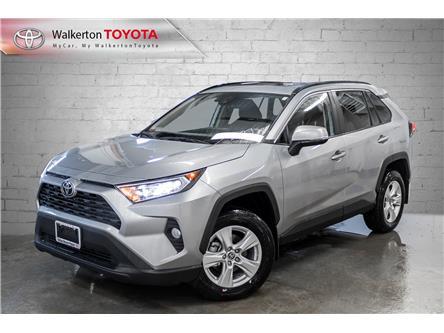 2021 Toyota RAV4 XLE (Stk: 21116) in Walkerton - Image 1 of 18