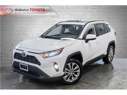 2021 Toyota RAV4 XLE (Stk: 21082) in Walkerton - Image 1 of 18