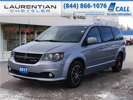2017 Dodge Grand Caravan CVP/SXT (Stk: 20348A) in Sudbury - Image 1 of 28