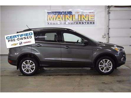 2018 Ford Escape SE (Stk: L1539B) in Watrous - Image 1 of 37