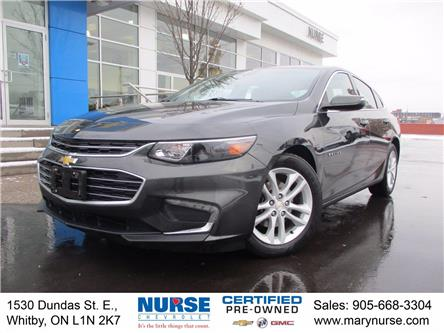 2018 Chevrolet Malibu LT (Stk: 21N005A) in Whitby - Image 1 of 26