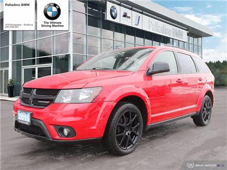 2016 Dodge Journey SXT/Limited (Stk: U0220A) in Sudbury - Image 1 of 27