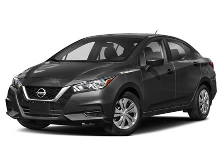 2021 Nissan Versa SV (Stk: N1587) in Thornhill - Image 1 of 9
