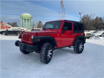 2015 Jeep Wrangler Sport (Stk: 6309) in Stittsville - Image 1 of 11